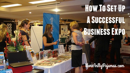 How To Set Up A Successful Business Expo