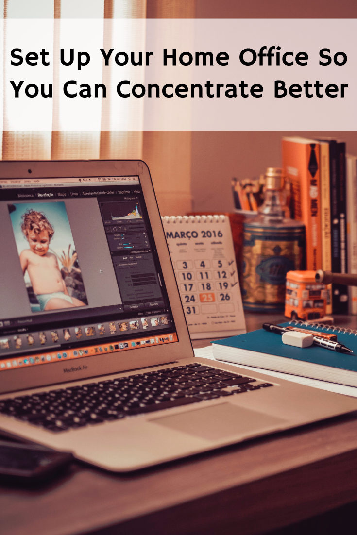 Home Office: How To Design Around Your Concentration