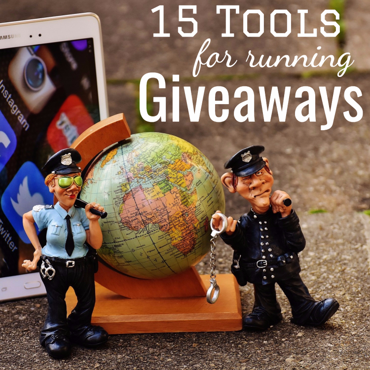 15 Tools For Running Giveaways & Contests