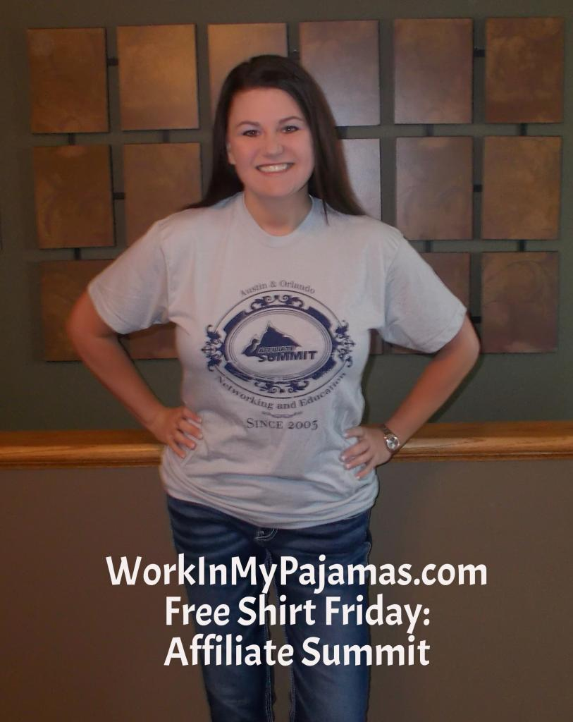 Free Shirt Friday: Affiliate Summit