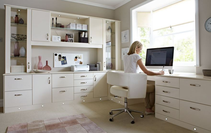 7 Tips To Make Your Home Work Space Productive And