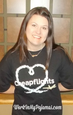 Free Shirt Friday: Cheap Flights