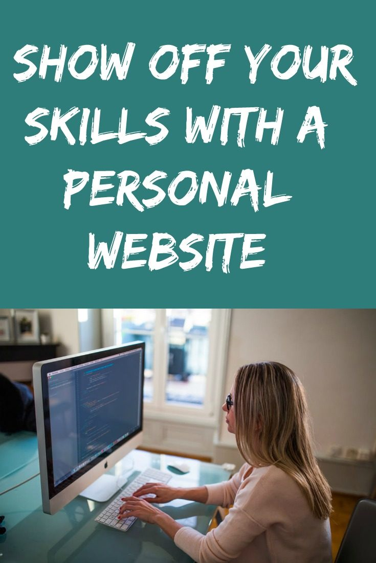 6 Creative Ways to Show off Skills With a Personal Website