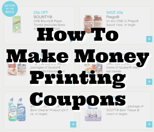 How to make coupons