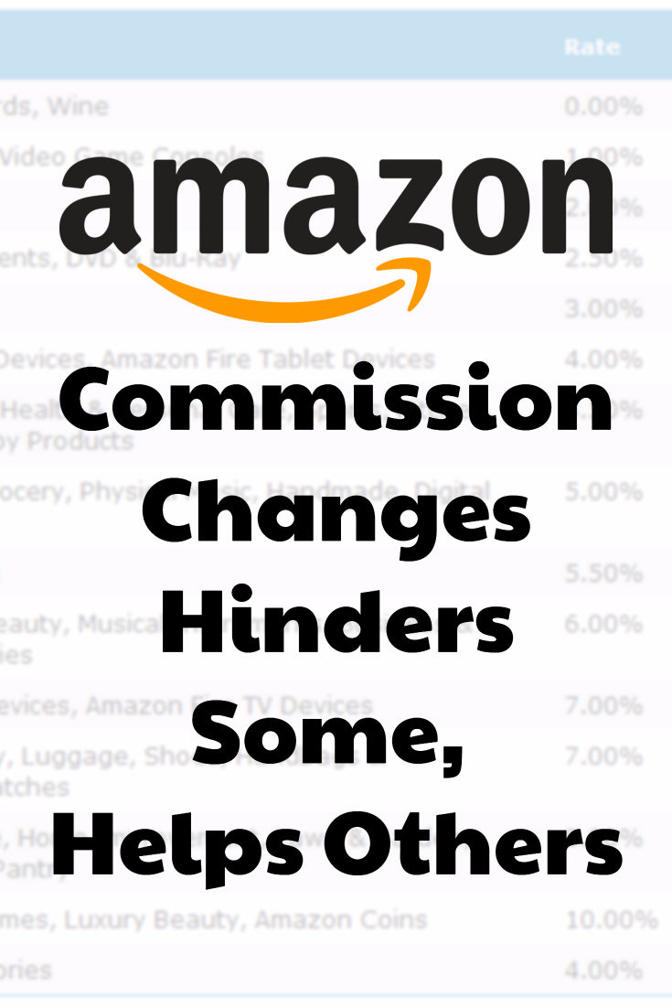 Commission Changes Hinders Some, Helps Others