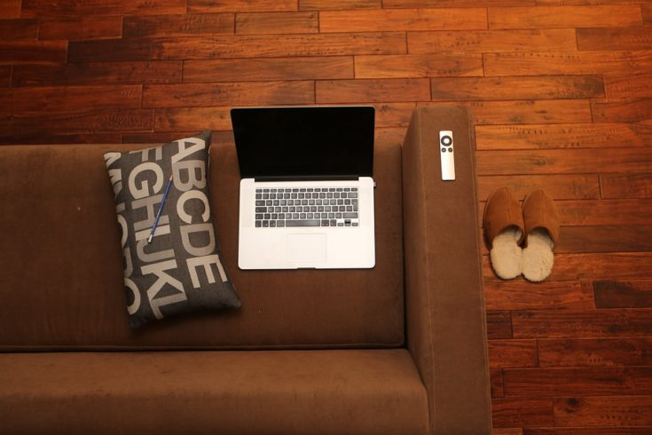 5 Tips for a Productive Work Day in Your Home Office