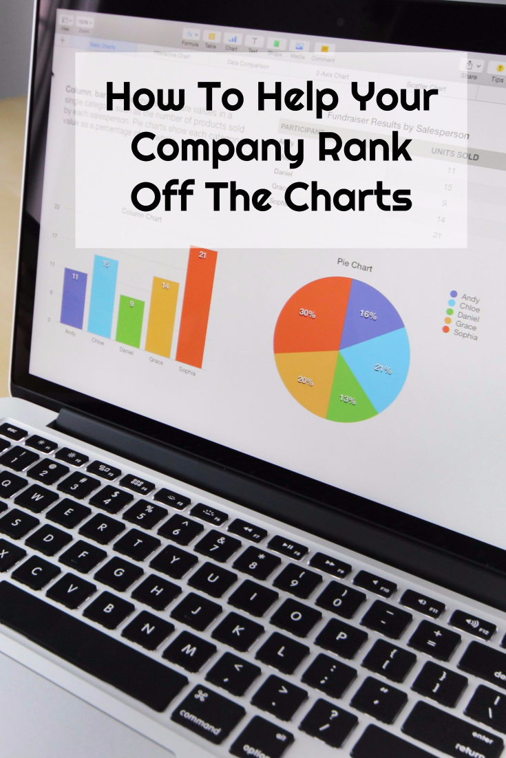 How To Help Your Company Rank Off The Charts