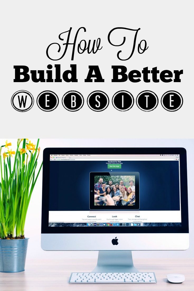 How to build a better website for your business