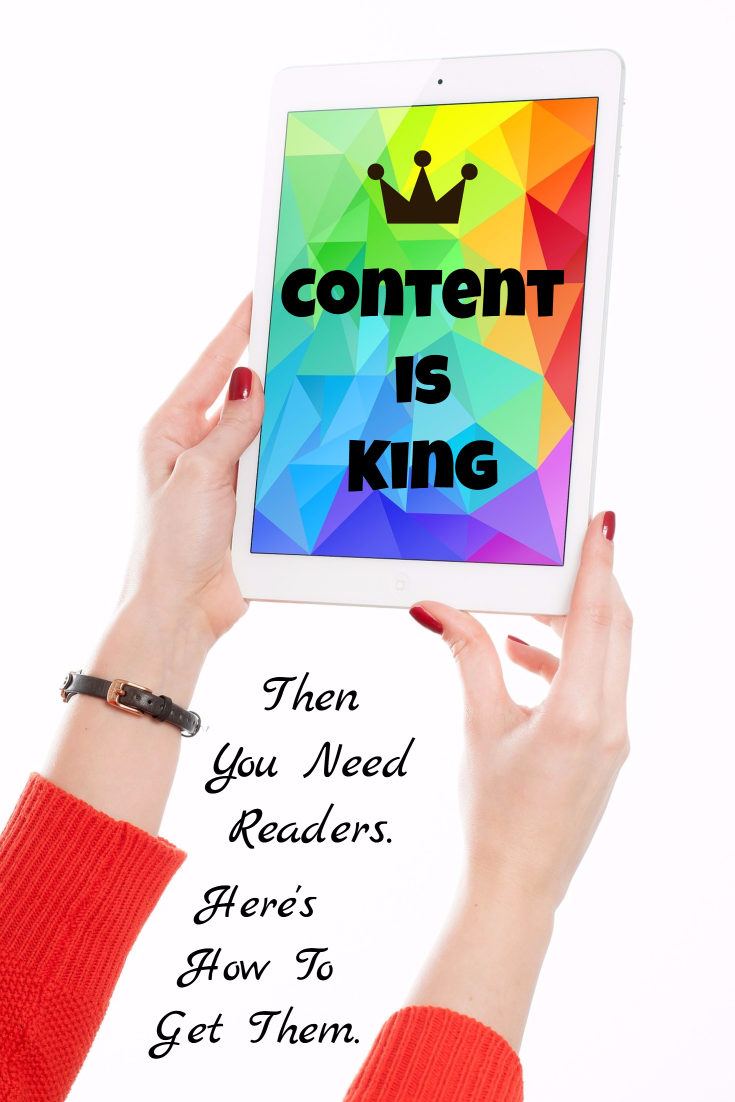 Smart Content is King: How To Get Read