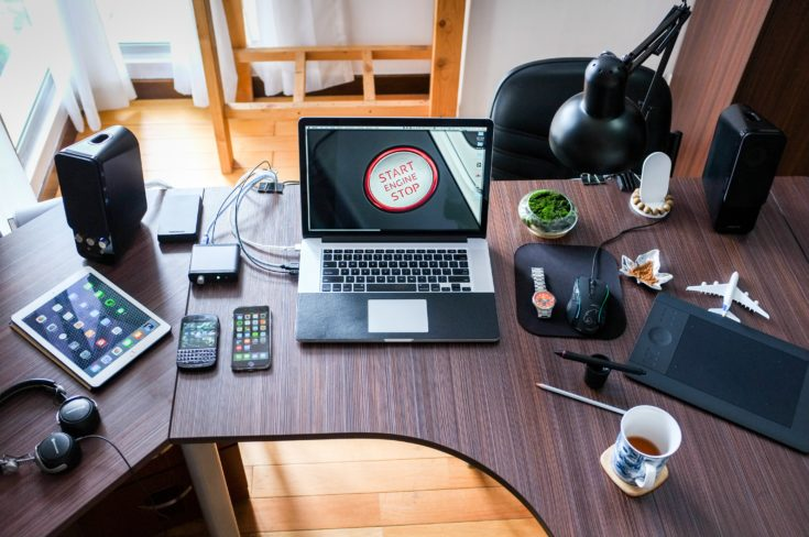 How To Make Your Home Office Organized Clean And Professional