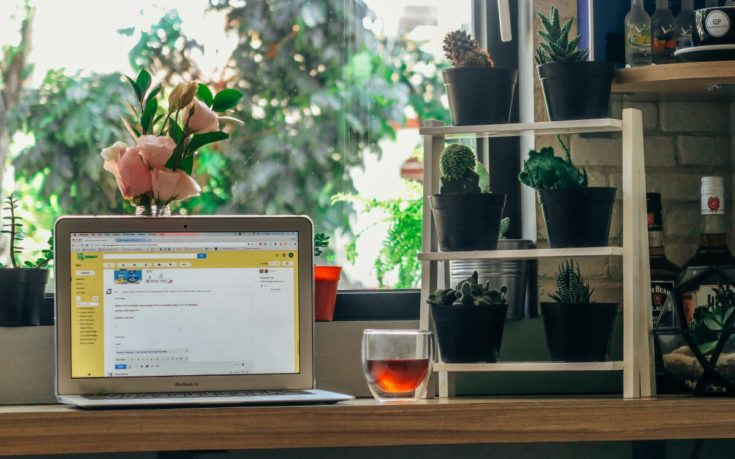 Go Green in 2018: Sustainable Home Office, Sustainable Home Business