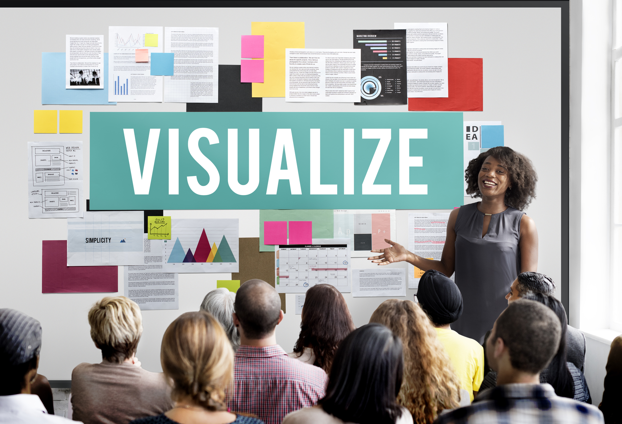 Why Are Visual Aids So Important in Presentations?
