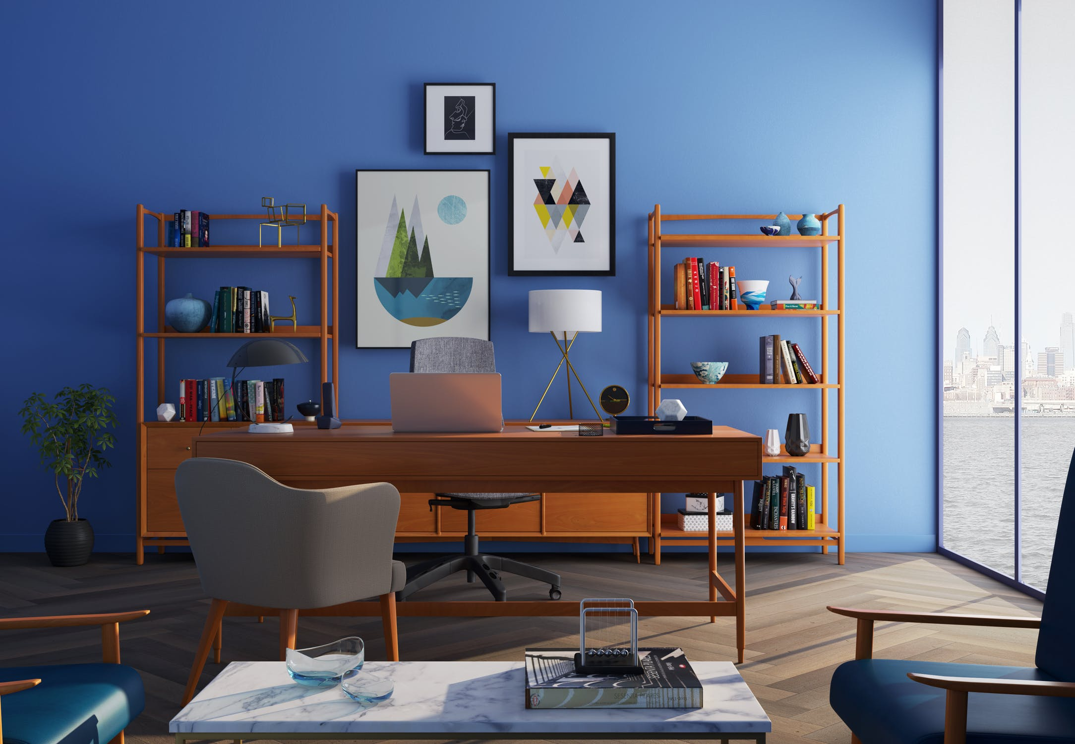 Ways to Create a Productive Home Office