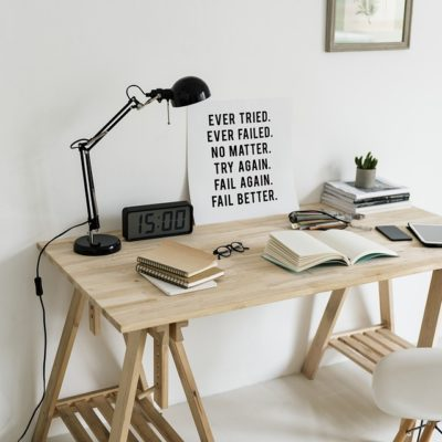 8 Tips to Keep Your At Home Workspace Productive Without Feeling Like An Office