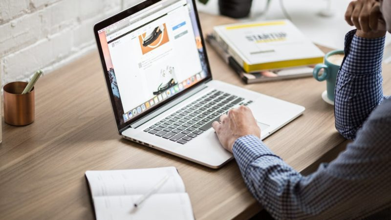 Worried that your website doesn't look professional enough? Discover these 5 design tips