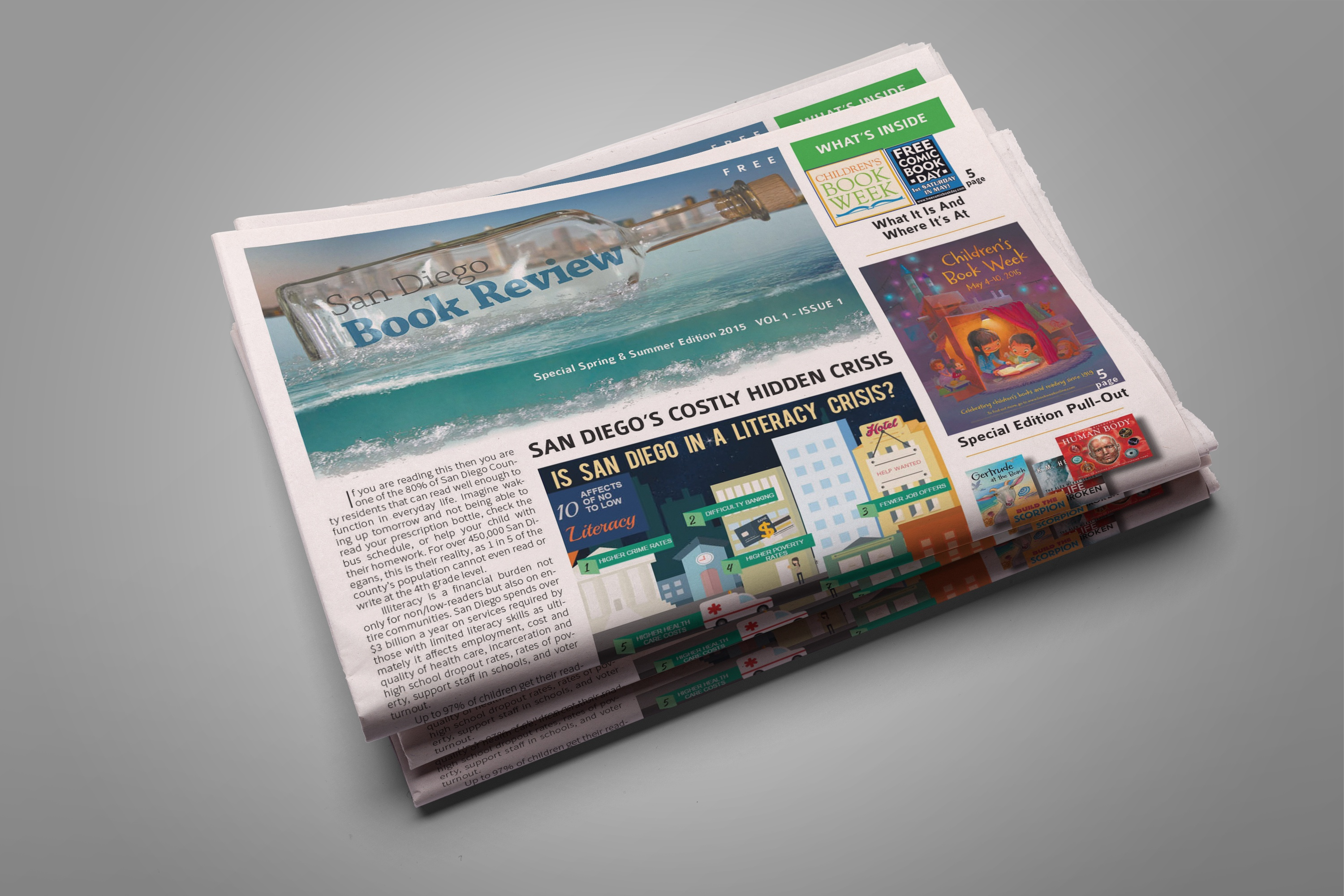 3 Myths About Print In the Digital Age